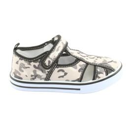 Dječje cipele American Club-a s umetkom od velcro kože