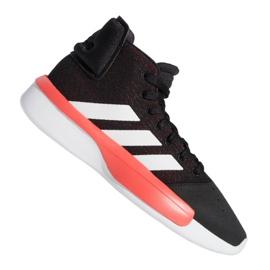 Košarkaške cipele adidas Pro Adversary 2019 M BB9192 crna crna