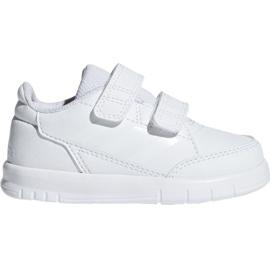 Fehér Adidas AltaSport Cf I D96848 cipő