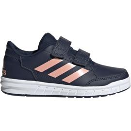 Haditengerészet Adidas AltaSport Cf K G27089 cipő