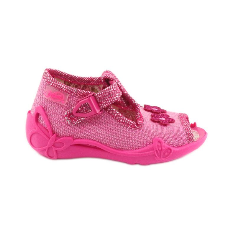 Papuče Befado 213P109 ružičaste roze