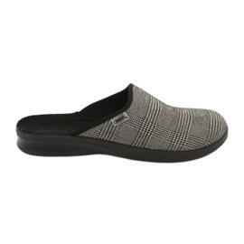 Szürke Befado férfi cipő pu 548M021