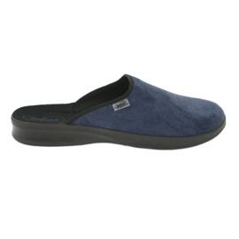 Kék Befado férfi cipő pu 548M018