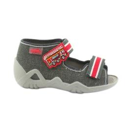 Dječačke nap cipele Befado 250P089 sive
