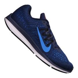Kék Nike Zoom Winflo M AA7406-405 cipő
