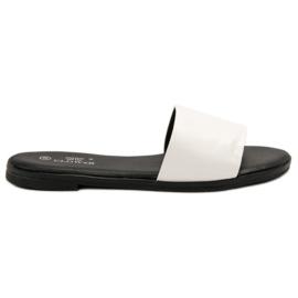 Clowse bijela Klasične bijele papuče
