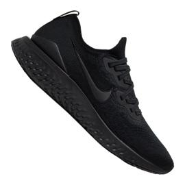Fekete Tenisice Nike Epic React Flyknit 2 M BQ8928-011