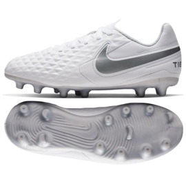 Cipele za nogomet Nike Tiempo Legend 8 Klub FG / MG Jr. AT5881-100