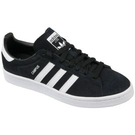Adidas Originals Campus Jr BY9580 cipele crne crna