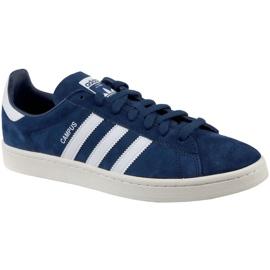 Adidas Originals Campus M BZ0086 cipele mornarsko plave boje mornarica