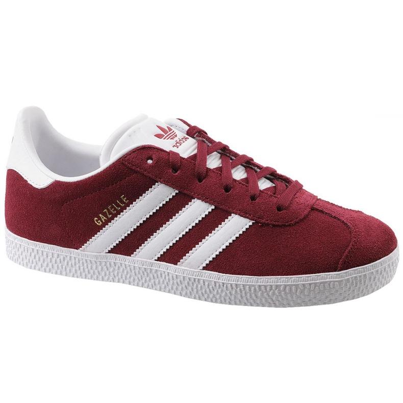 Crvene cipele Adidas Gazelle Jr CQ2874