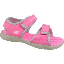 Sandale New Balance Sandale K K2004GRP roze