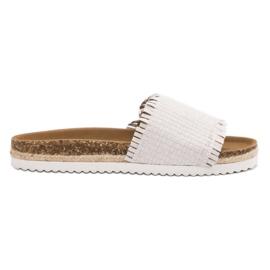 Bijela Flip Flops VICES