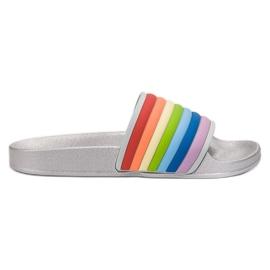Sweet Shoes Šarene gumene papuče