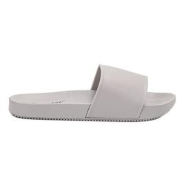 Seastar siva Sivi papuče