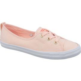 Narančasta Converse Chuck Taylor All Star balet čipkaste prugice 564313C narančaste cipele