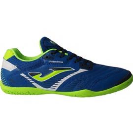 Cipele za nogomet Joma Maxima 904 Sala U M plava