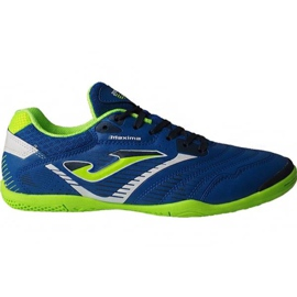 Nogometne čizme Joma Maxima 904 Sala In M blue