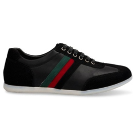 Fekete Urbana sportska obuća 12-2802 crna