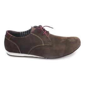 Smeđ Urbane cipele casual 4245 bež
