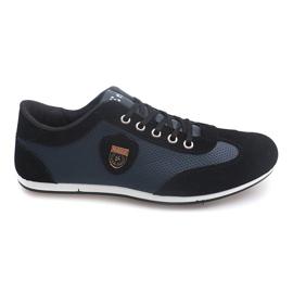 Fekete Gradska svakodnevna obuća RW516 Crna
