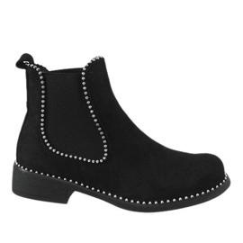 Crne čizme s izoliranom HQ960 crna