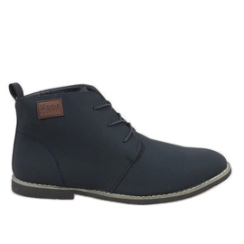Mornarica Mornarsko izolirane muške cipele 989-3