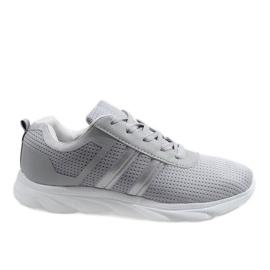 Szürke Sive sportske cipele TL007