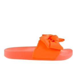 Narančasta Narančaste gaće s neonskim lukom MU-6