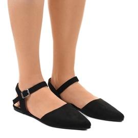 Crna Crne baletne cipele 235-4
