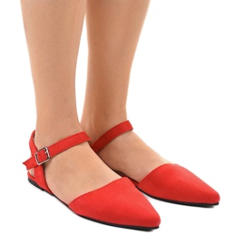 Crvena Crvene baletne cipele 235-4
