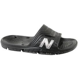 Papuče New Balance M SD104BS crna