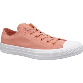 Narančasta Converse C. Taylor All Star cipele W 163307C