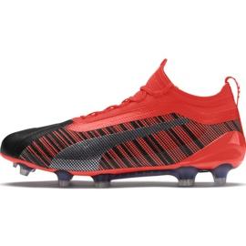 Nogometne čizme Puma One 5.1 Fg Ag M 105578 01
