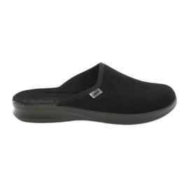 Fekete Befado muške cipele pu 548M020