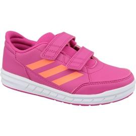 Rózsaszín Adidas AltaSport Cf Jr.