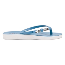 Seastar plava Papuče s lukom