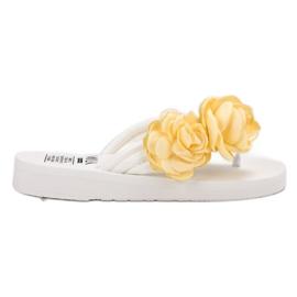 SHELOVET fehér Svjetlo japanke s cvijećem