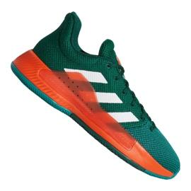 Košarkaške cipele adidas Pro Bounce Madness Low 2019 M BB9226 zelena zelena