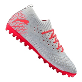 Nogometne čizme Puma Future 4.2 Netfit Mg M 105681-01