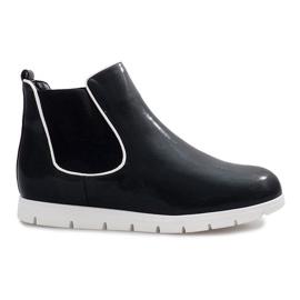 Fekete Crne sportske čizme Gabrielle