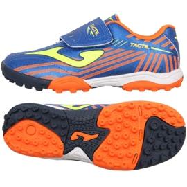 Cipele za nogomet Joma Tactil 904 Tf Jr TACW.904.TF