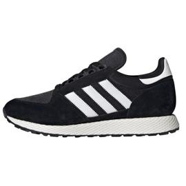 Fekete Cipele Adidas Originals Forest Grove M EE5834