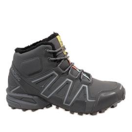 Szürke Sive čizme za snijeg BN8810