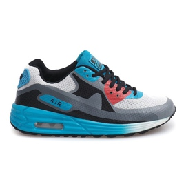 Neonska svjetla Cipele za trčanje B306-9 bijele