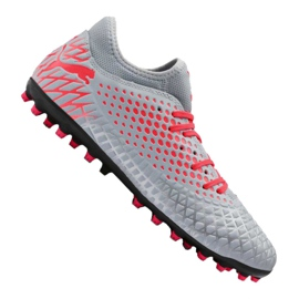 Nogometne čizme Puma Future 4.4 Mg M 105689-01