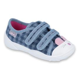 Kék Befado dječje cipele 907P107
