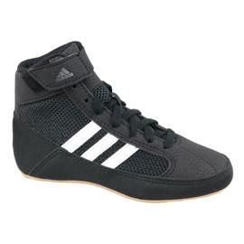 Fekete Cipele Adidas Havoc K Jr AQ3327