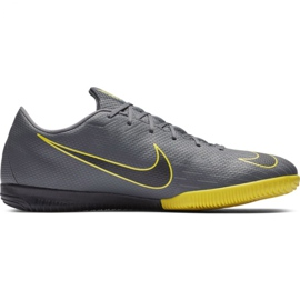Nogometne cipele Nike Mercurial Vapor X 12 Akademija Ic siva M AH7383 070