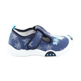 American Club Dječje cipele TEN12 od kože